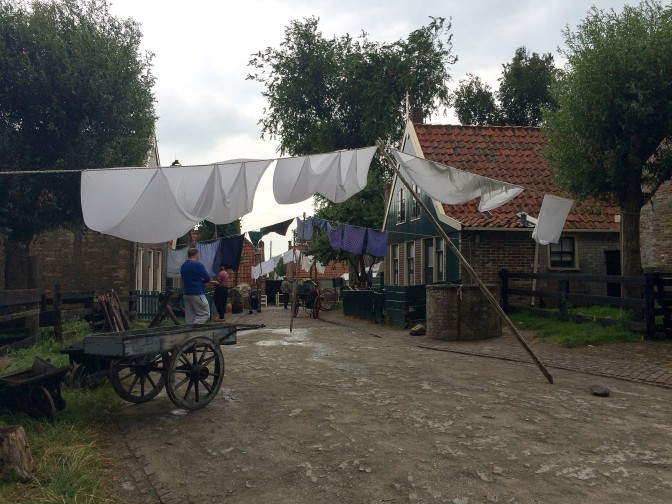 Zuiderzeeroute - Dorf
