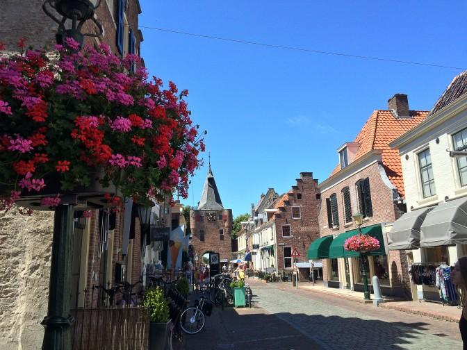 Zuiderzeeroute- Elburg