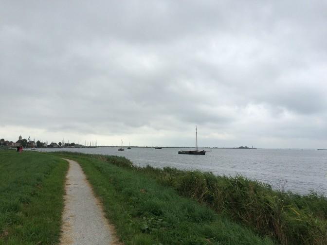 Zuiderzeeroute - Markermeer plus Weg