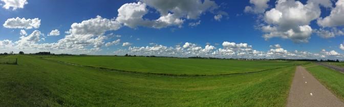 Zuiderzeeroute - Panorama