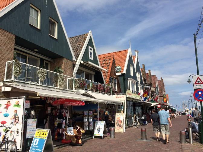 Zuiderzeeroute - Volendam